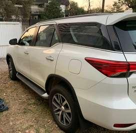 Toyota hilux sw4 2018 solo 3750 km