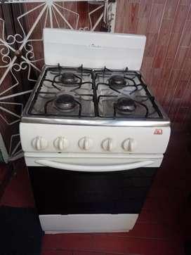 Se vende cocina marca centrales con horno