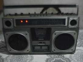 Radiograbador Sansei Bombox 8912 2s Exc Sonido No Envio