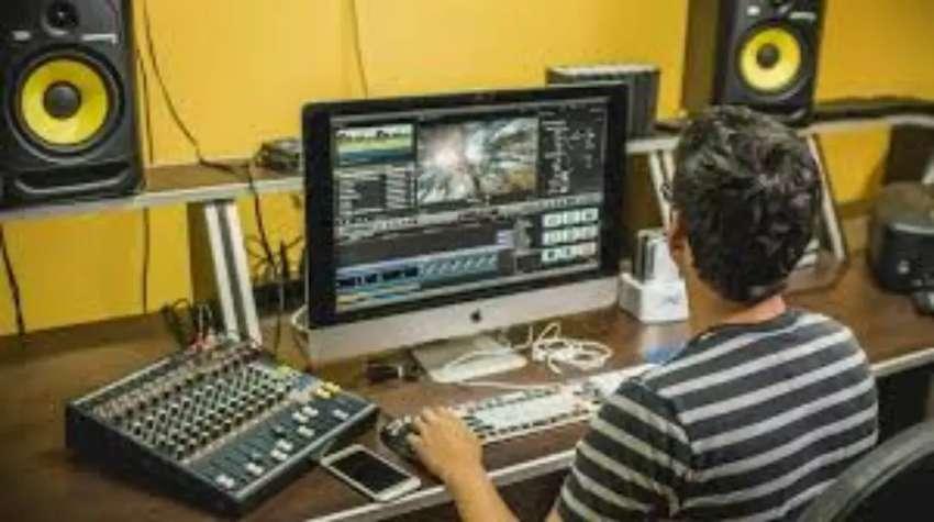 Edición de audio y video 0