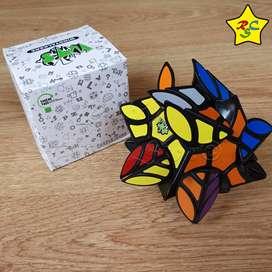 Clover Octaedro Lanlan Cubo Rubik Curvy Copter Helicoptero