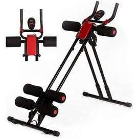 Maquina modeladora de abdominales,  piernas y brazos. Estado 9.5 de 10