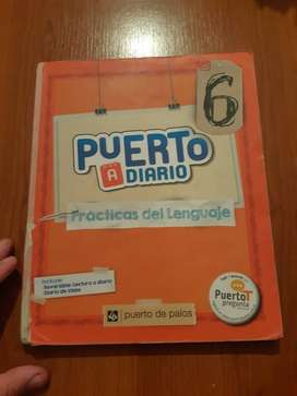 libro primario  practicas de lenguaje 6°edit puertos de palos con cuadernillo