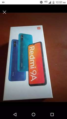 Vendo Xiaomi Redmi 9A nuevo caja sellada piura
