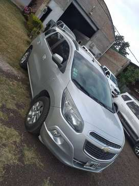 Vendo Chevrolet Spin LTZ 7AS 2013