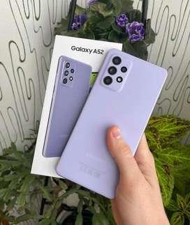 Samsung A52 de 128gb y 6 de ram Nievos