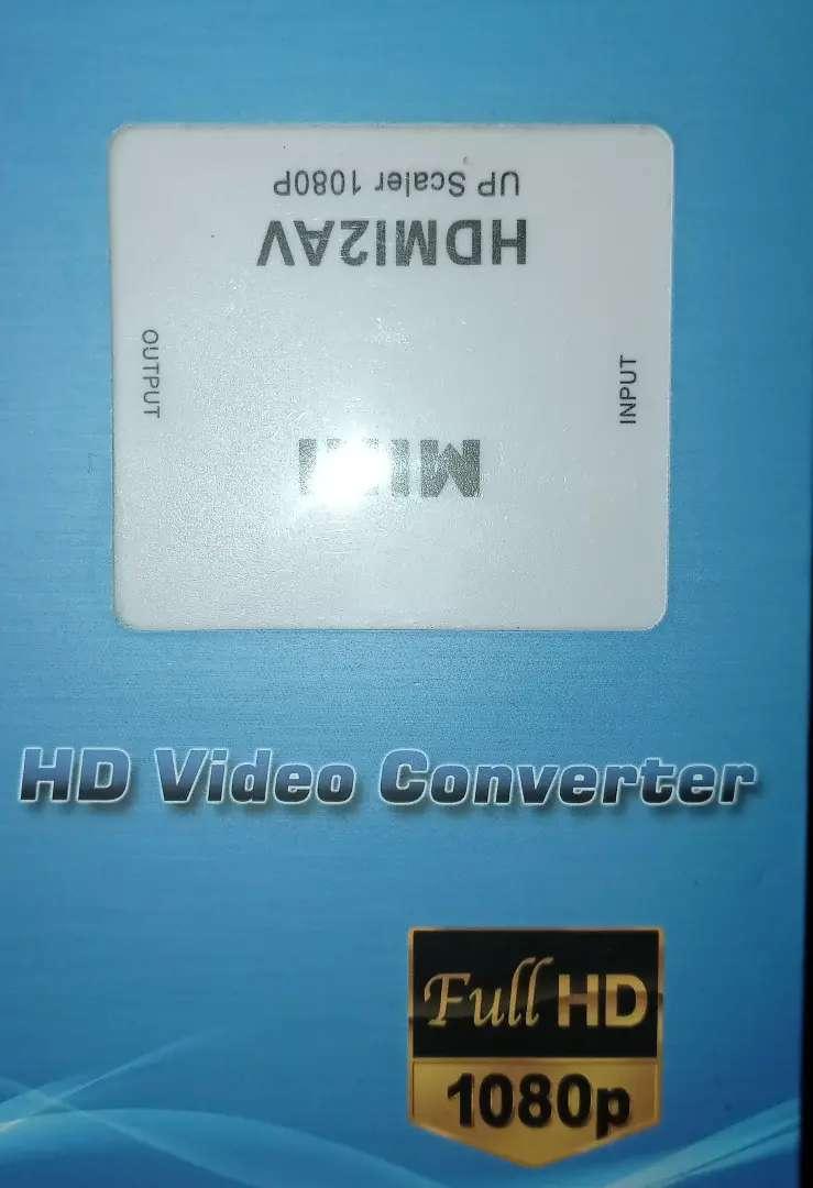 Adaptador de vídeo HDMI