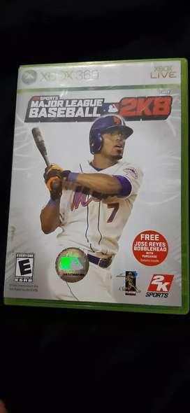 Baseball xbox 360