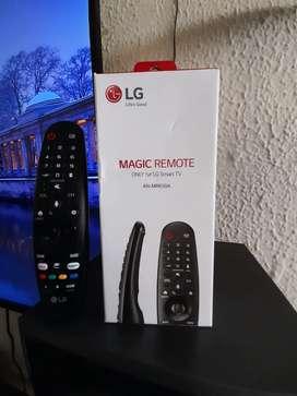 Control LG Mágico