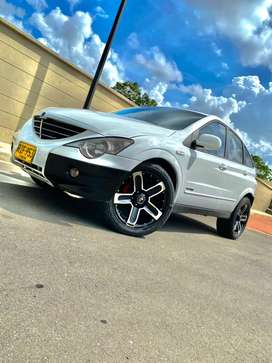 Ssangyong actyon 4x4 AUT TURBO DIESEL