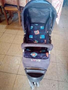 Vendo Love Super Liviano cochesito