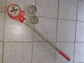 Tarraja para caño galvanizado
