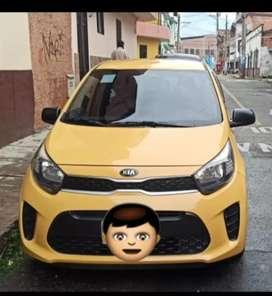 Taxi picanto ión Ecotaxi