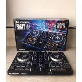 NUMARK PARTY MIX controlador DJ