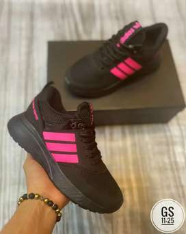 Zapato Tennis Deportivo Adidas Duramo Para Mujer
