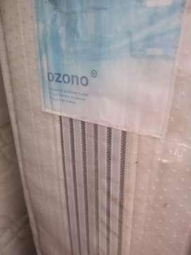 Colchón de dos plazas drimer  ozono . marco sellado