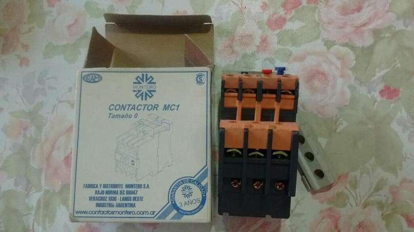 Contactor Mc1.tamaño 0 0