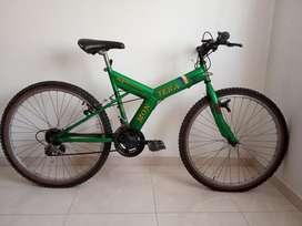 Bicicleta Todo Terreno a Mitad de Precio