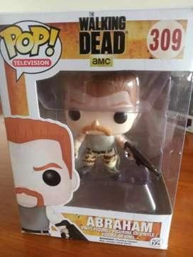 Figura Funko Pop de Abraham Walking Dead