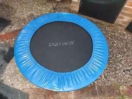 Vendo trampolin en bue  estado a 3mil pesos