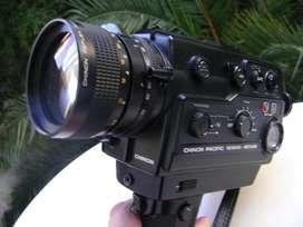 Antigua Cámara Filmadora Chinon Pacific 12 SMR / Maxim Nord