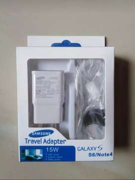 Cargador Samsung Carga Rapida