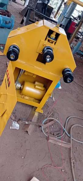 Dobladora; Roladora de tubos capacidad para dos medidas con motor