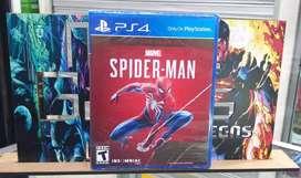 Juego spiderman play 4
