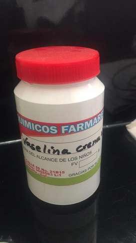 Vaselina Crema 250Gr