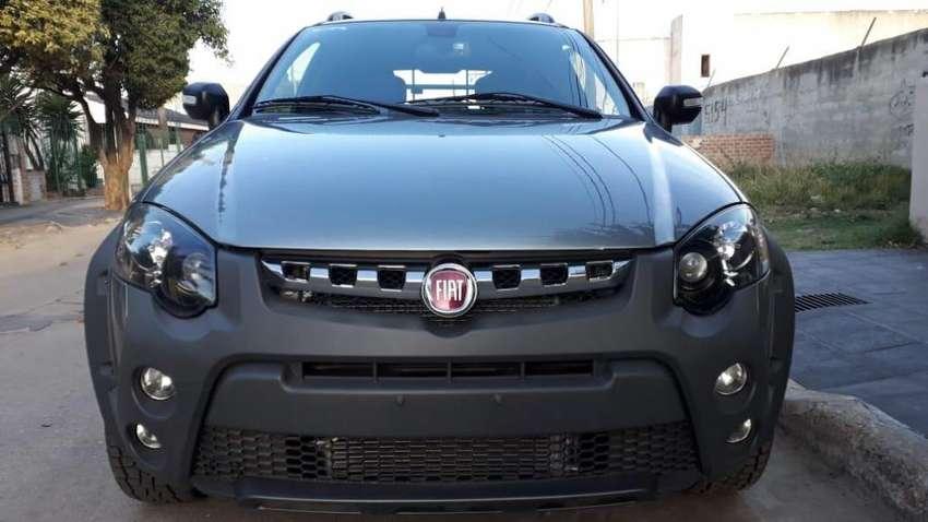 Fiat Strada Adventure  1.6 a patentar financio 0