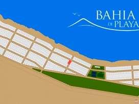 Bahia de Playas Lago Mari Menuco