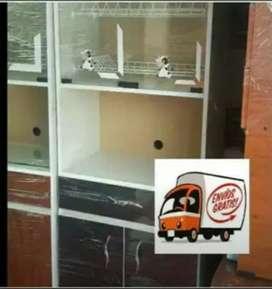 Muebles de cocina alacena despensa bife auxiliar