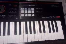 Vendo teclado marca xps 30