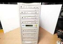 Torre Duplicadora Cds Dvds 7 Salidas 1