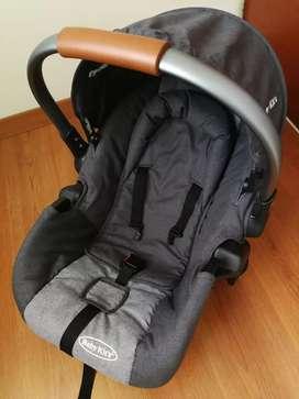 Seatcar para bebe de 1 a 4 meses