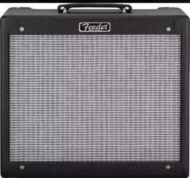 Amplificador Fender Blues Junior Iii - Para Guitarra 15w Valvular