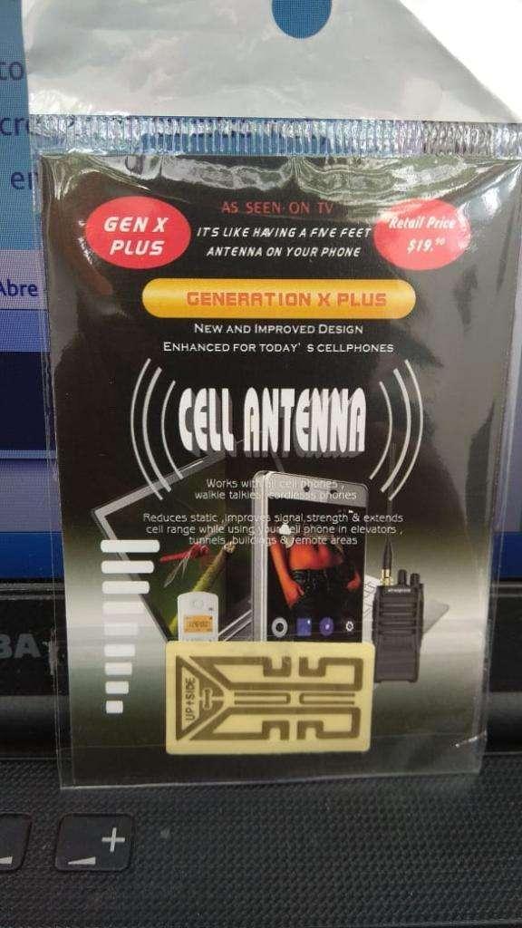 Antena Amplificadora de Señal para Celul 0