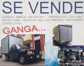Vendo o permuto furgon luv 1600