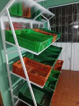 Muebles de fruver