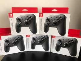 Control Pro Nintendo Switch Nuevo Original Sellado