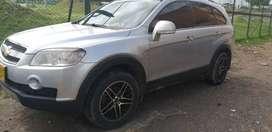 Chevrolet captiva LTZ 3.2 automatica 7 puestos 2008