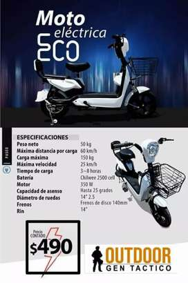Moto electrica ECO