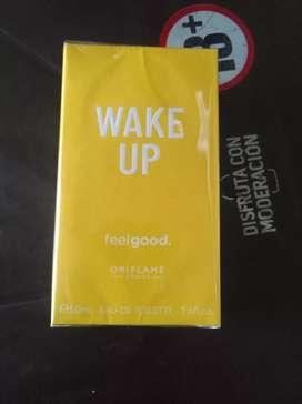 Wake Up Feel good Eau de Toilette spray perfume para mujer