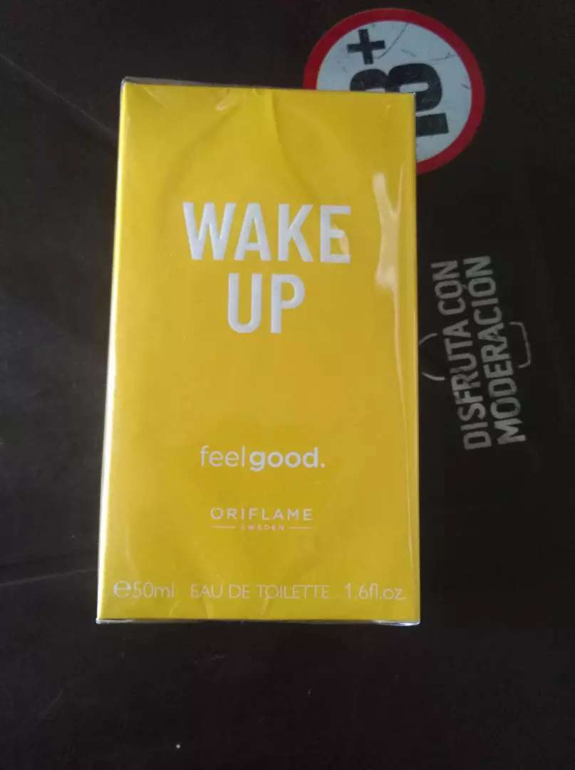 Wake Up Feel good Eau de Toilette spray perfume para mujer 0