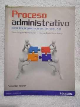 Proceso administrativo para las organizaciones del siglo XXl