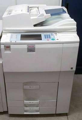 Fotocopiadora ricoh aficio mp 6000 / lanier ricoh ld 360