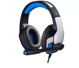 Audífonos gamer ps 4