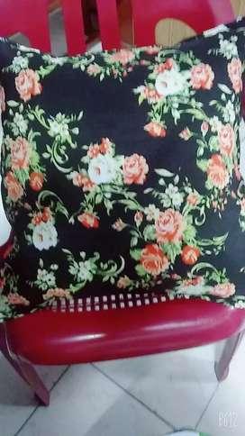 Vendo almohadones de 50×50 en tela mecánica reforzada