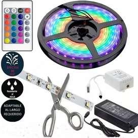 Tira de luces LED 5Mts