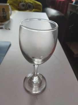 Copas vidrio